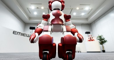 ربات جدید هیتاچی